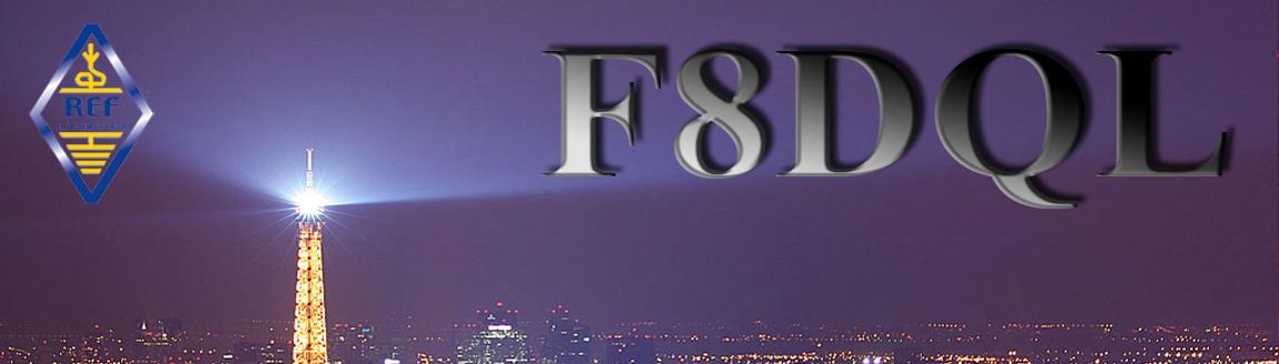 Site de F8DQL